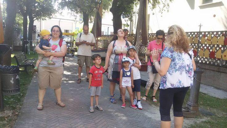 Inizia il blog tour per famiglie