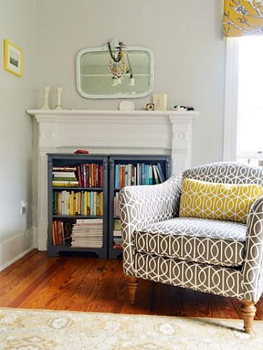 10 Decorating Problems Solved — With Books!