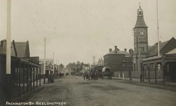 Pakington St Geelong West