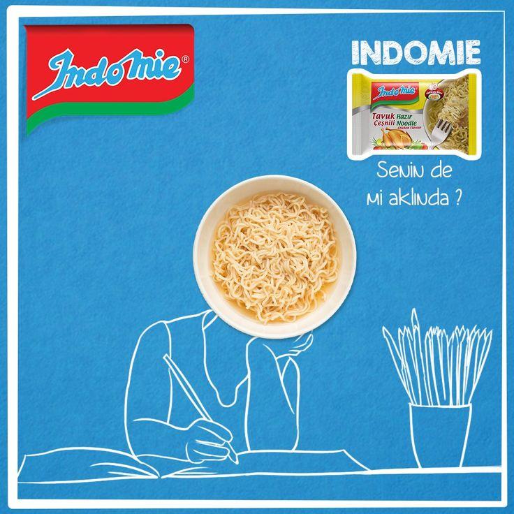 Senin de mi aklında? Hadi noodlelıyalım. http://www.hepsiburada.com/indomie