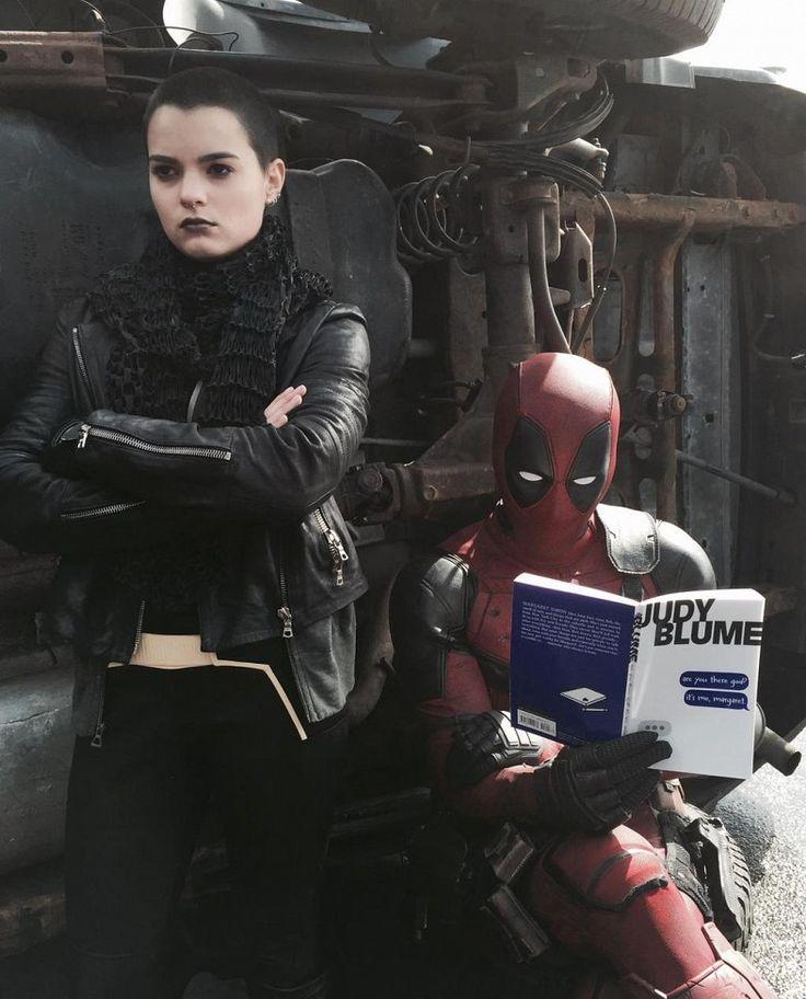 Deadpool: Brianna Hildebrand Explains Negasonic Teenage Warheads Powers & Role