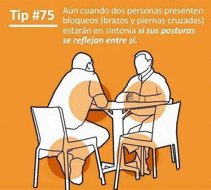 Tips para el lenguaje corporal (Parte 2)