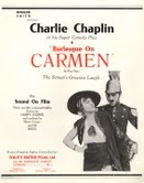 Charles Chaplin released this two reel comedy in 1915, shortly before leaving Essanay. That studio then padded the film with two more reels of non-Chaplin material and re-released it as a four-reel film in 1916.  #burlesque #film #history #CharlieChaplin #BurlesqueOnCarmen   Check out #NeoBurlesque #documentary #film #BurlesqueAReemergence #burlesquemovie