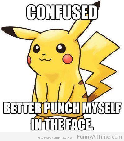 pokemon funny quotes - Google Search
