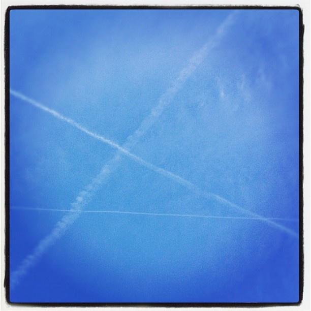 "@mauroparolo's photo: ""#ig #iphone #phototag_it #blue #sky #"""