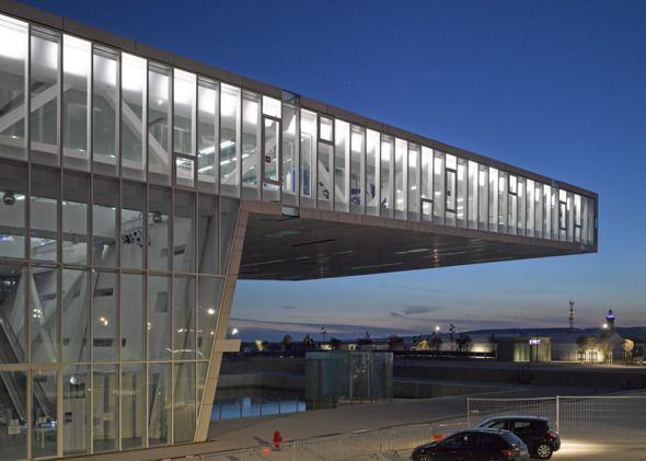 Nuevo edificio en el puerto de Marsella - Noticias de Arquitectura - Buscador de Arquitectura