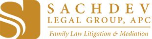 San Diego mediation Attorney - Sachdev Legal Group, APC focuses exclusively on family law cases such as divorce, legal separation, child custody and visitation, child support, spousal support, property division, domestic violence restraining orders, paternity, marital settlement agreements and post-judgment modifications. http://www.sachdevfamilylaw.com/aboutus