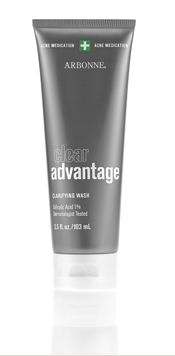 Clear Advantage Clarifying Wash Acne Medication
