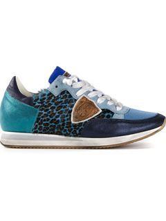 Philippe Model Contrast Sneakers - Spinnaker 101 - Farfetch.com