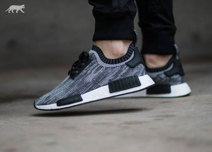 adidas NMD R1 PK *Tricolor Pack* (Core Black / Core Red / Ftwr