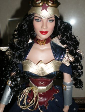 About Diana Victoria: Steampunk Wonder Woman