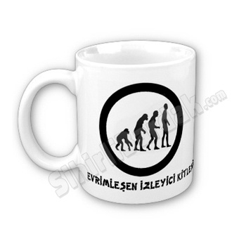 Komik hediyeler ile çay ve kahve keyfinizi daha keyifli bir hale getirebilirsiniz. Evrimleşen İzleyici Kitlesi Bardak seçenekleri için tıklayın.  http://www.sihirlibardak.com/komik-tasarimlar/evrimlesen-izleyici-kitlesi.html