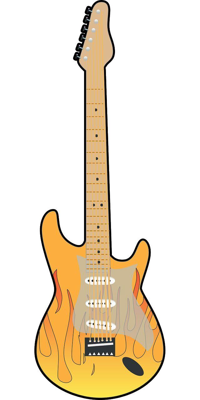 Guitar Instrument Music Riff transparent image