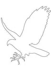 Bird Outline Printable Coloring Home