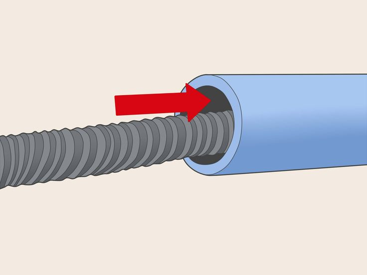 Bend electrical pvc pipe on the fly