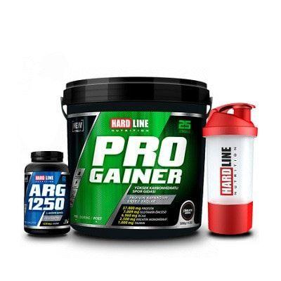 Hardline Progainer 5000+ Arginine+ Shaker