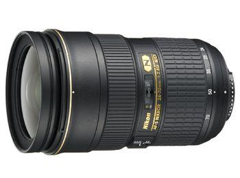 24-70mm f 2.8G ED AF-S NIKKOR.