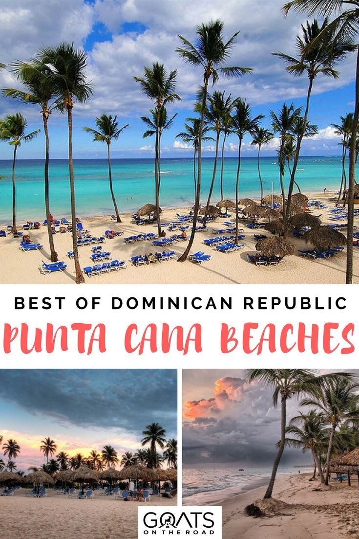 Top 5 Best Punta Cana Beaches The Best Of North America
