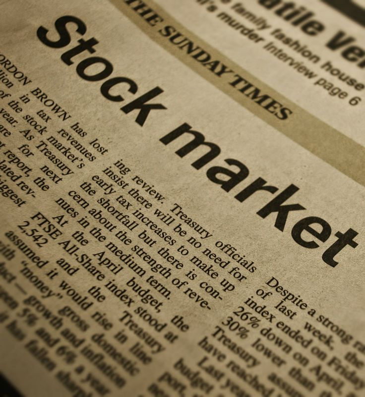 84 best Stock Market Tips images on Pinterest Html, Global - stock market analysis sample