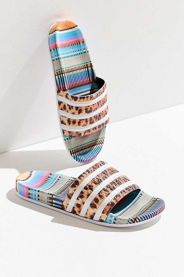 a928444f35e2 Slide View  1  adidas Originals Adilette Multi-Print Slide Sandal