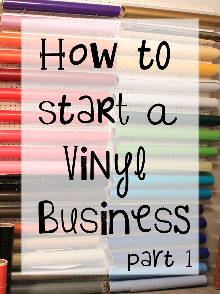 Vinyl Expressions  How To Start A Vinyl Business Part - Cute custom vinyl stickers   for business