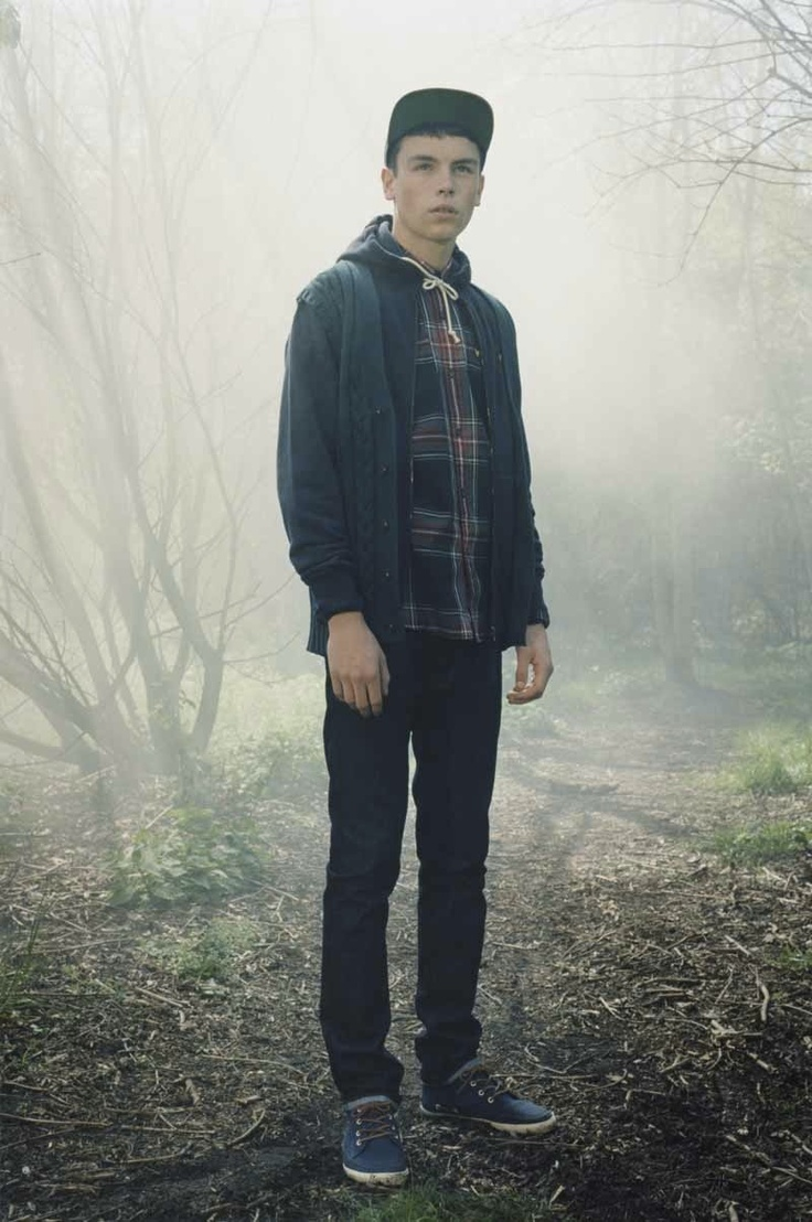 Lyle & Scott Vintage Autumn/Winter 2012 Lookbook: Consistent & Approachable British Young Men's Streetwear Styles