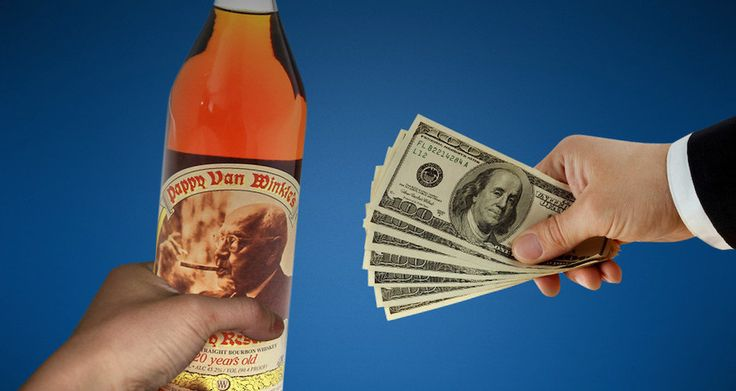 """THE PAPPY TRACKERS: UNDERSTANDING BLACK-MARKET BOURBON PRICING Two new """"blue books"""" help enthusiasts track prices for white-whale whiskeys on the secondary market, raising questions about the true value of rare bottles."""
