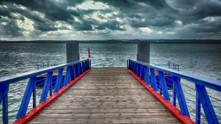 Ayamonte. Foto tomada con un Moto G a 3.8 Mp y editada con Photoshop CC con filtro HDR.