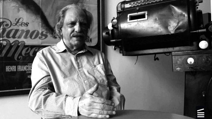 Τώρα Γκοντάρ #6 Κώστας Φέρρης, σκηνοθέτης [7/6/2014].  Στο πλαίσιο του μεγάλου αφιερώματος ΤΩΡΑ ΓΚΟΝΤΑΡ / MAINTENANT GODARD / 5-18/6/2014 ΤΑΙΝΙΟΘΗΚΗ ΤΗΣ ΕΛΛΑΔΟΣ, μιλήσαμε με έλληνες σκηνοθέτες σχετικά με το έργο του Γάλλου δημιουργού.  Λήψη-Μοντάζ-Συνέντευξη:Γιώργος Τσάπης