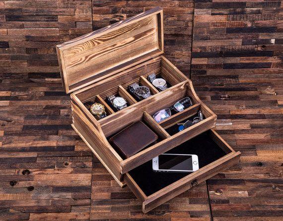 wooden watch box watch box wood watch by goldagift