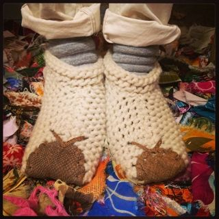 chilote house shoes - Google Search