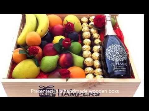 Valentine Gifts - Fruit Hampers & Fruit Baskets - YouTube   #valentinesgift #valentineday #valentine #gifthampers #fruithamper #fruitbaskets