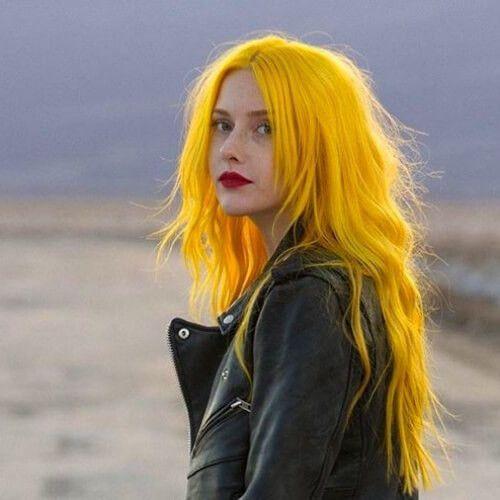 50 glückliche Haarfarbe für Sommer-Ideen #gluckliche #haarfarbe #ideen #sommer