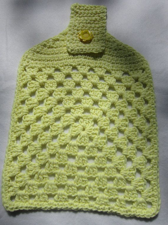 Mejores 78 imágenes de Crochet Hand Towel Toppers with Dresses ...