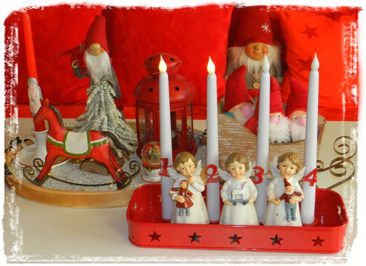 Advent -  children's room