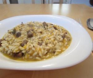 Csirkemájas rizottó: eredeti olasz recept