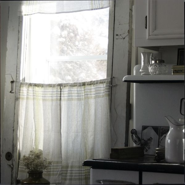 Vintage Kitchen Curtains Ideas: 1000+ Ideas About Vintage Kitchen Curtains On Pinterest