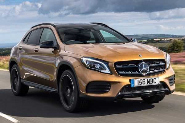 Mercedes Benz Gla Class 1 6 200 Sport 5dr Review Feels Free To