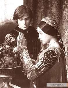Franco Zeffirelli's Romeo & Juliet- Olivia Hussey & Leonard Whiting.