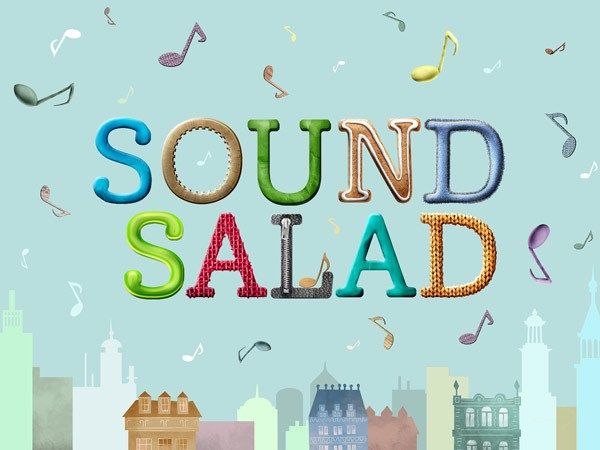 """Kinder-App """"Sound Salad"""": Geräusche zuordnen mit der schönen Kinderapp Sound Salad"""