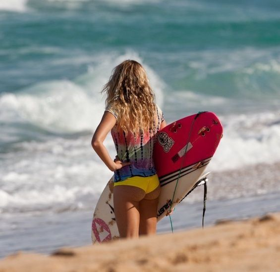Hmmmm... Surf check