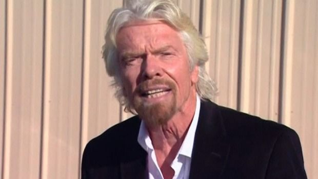 "Virgin boss Richard Branson says his learning disability turned out to be his ""greatest strength."""