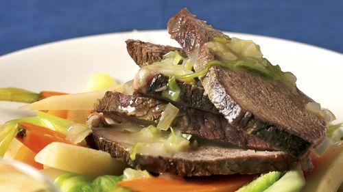 Ferskt kjøtt og suppe - MatPrat