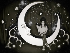 Paper Moon. 'A Trip to the Moon' - Body and Soul Festival 2013
