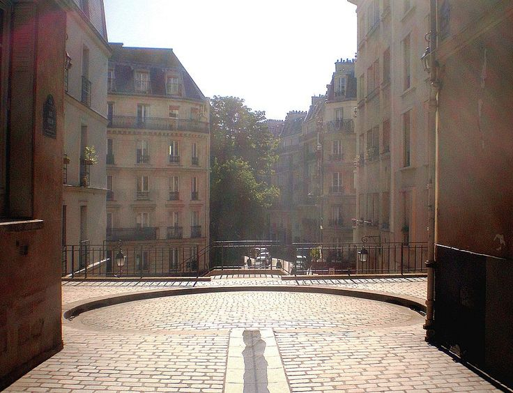 La place Benjamin-Fondane Paris Ve