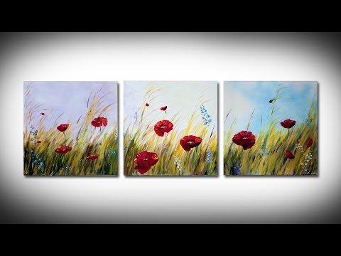 1000 id es sur le th me peintures acryliques faciles sur for Idee de peinture facile