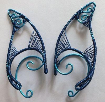 Elven/faery ears