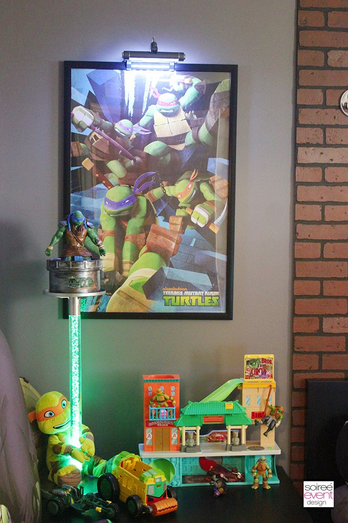 Best 20 ninja turtle bedroom ideas on pinterest ninja Turtle decorations for home