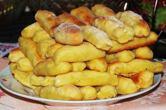 Картофельные пальчики в духовке Овощное картофельное блюдо настолько экстравагантное и вкусное, что за него можно сказать: «ну просто пальчики оближешь»... - Отдыхаем дома - Google+
