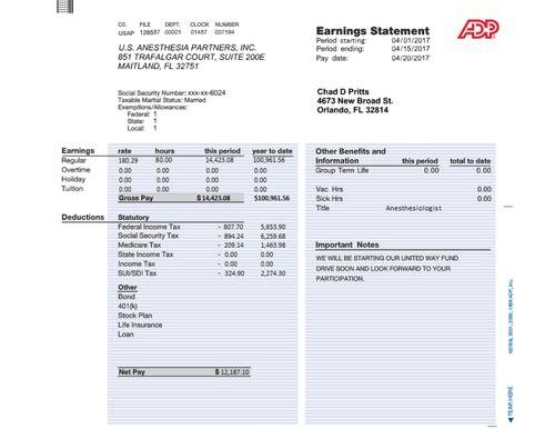 Paycheck Stubs Mad Craftsman Group Llc Payroll Template Payroll Checks Paycheck
